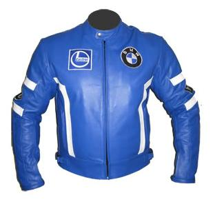 New BMW Motorbike Leather Jacket