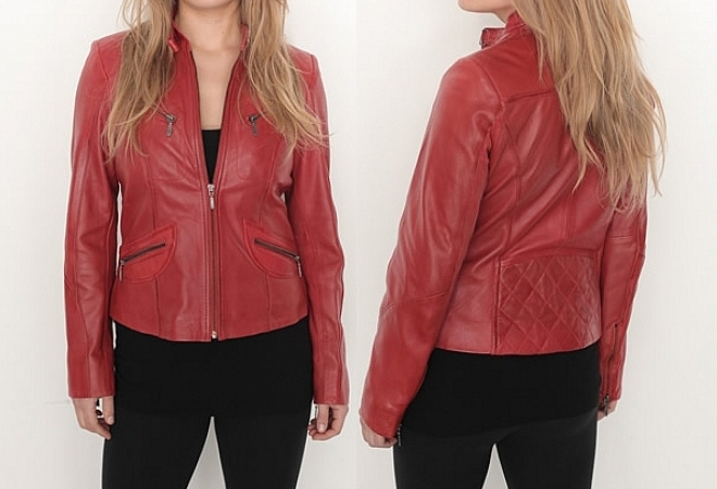 Women Leather Jackets | Fashion Leather Jackets for Women