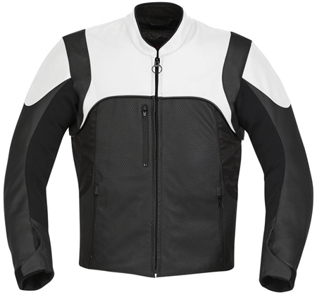beautiful style motorcycle leather jacket