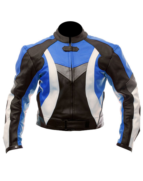 mens fashion motorcycle leather jacket