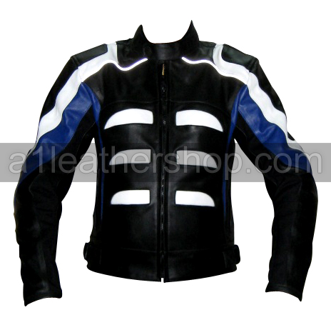 Stylish Motorcycle Leather Jacket